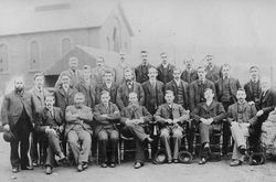 Albion Colliery Officials