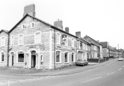 Bute Arms, Llantrisant Road, March 1977