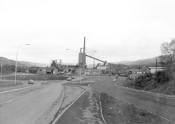 Nantgarw Colliery and Power Plant, circa 1977